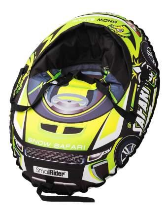 Тюбинг Small Rider Snow Cars 3 BM Сафари зеленый