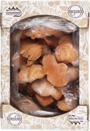 Печенье сдобное Наслада хворост песочный 0.8 кг
