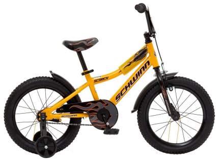 Велосипед Schwinn 2017 onesize Scorch 16 желтый S1680E