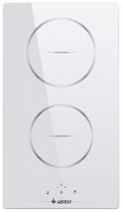 Встраиваемая варочная панель индукционная GEFEST ПВИ 4000 К12 White