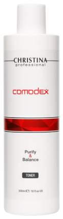 Очищающий тоник Christina Comodex, 300 мл