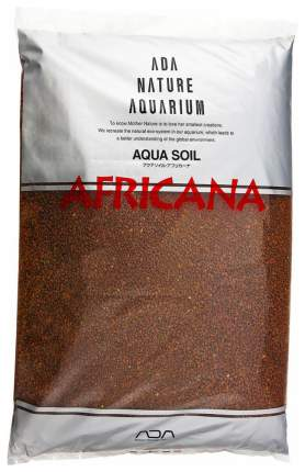 Питательный грунт ADA Aqua Soil Powder Africana 9л