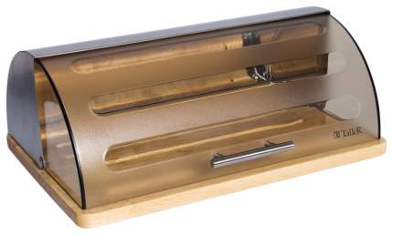 Хлебница TalleR TR-1978 Серебристый