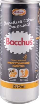 Напиток энергетический Doshirak bacchus газированный жестяная банка 250 мл