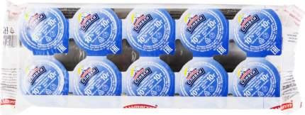 Сливки Альпенгурт 10% 10 г 10 штук в упаковке