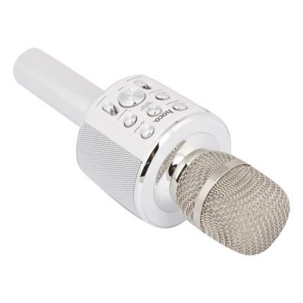 Беспроводная акустика Hoco BK3 Silver (0L-00039011)