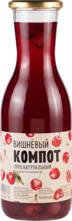 Компот Тихвинский Уездъ вишневый 1 л