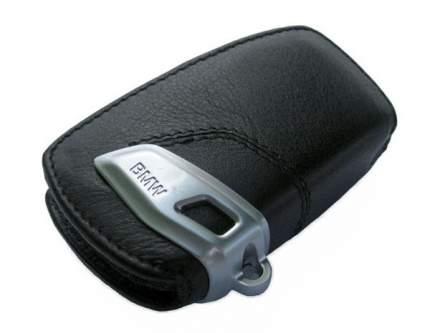 Кожаный футляр для ключа BMW 82292219911 Black