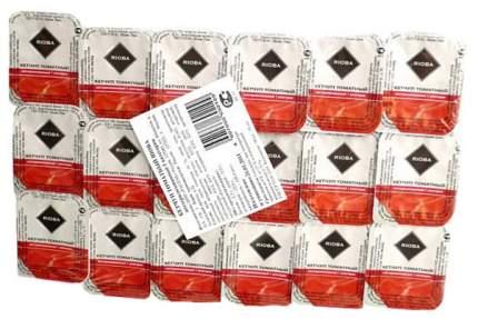 Кетчуп Rioba томатный порционный 25 г 18 штук