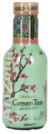 Напиток Arizona Зеленый чай Женьшень и мед негазированный безалкогольный 0.5 л