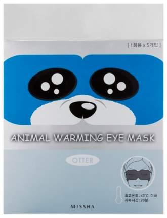 Маска для глаз Missha Animal Warming Eye Mask Otter 20 гр