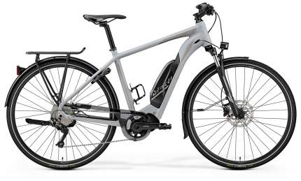 "Электровелосипед Merida eSpresso 200 EQ 2019 19"" gray"
