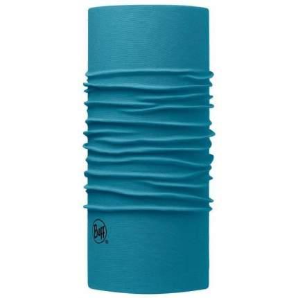 Бандана Buff Original, solid blue capri, One Size