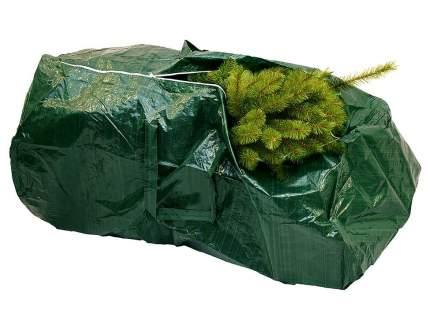Сумка-чехол для хранения елки высотой до 240 см 142*72*72 см, темно-зеленый 31CB142
