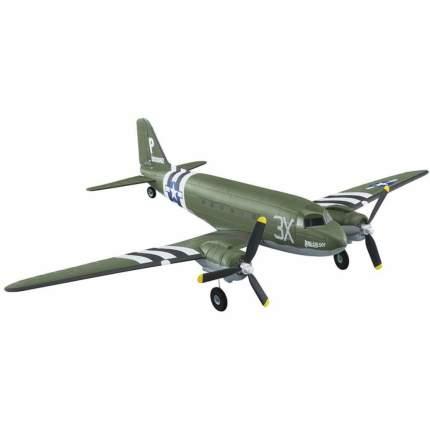 Радиоуправляемый самолет FlyZone Micro Douglas C-47 Skytrain EP 584мм RTF