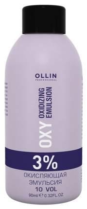 Осветлитель для волос Ollin Professional Oxy 3% 10 vol 90 мл
