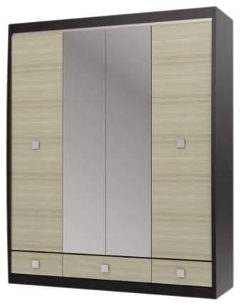 Платяной шкаф СтолЛайн STL_2011078019000 180х59х222, дуб феррара