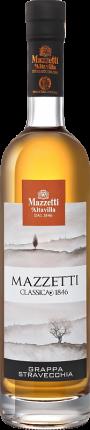 Grappa Stravecchia Mazzetti Classica 1846 Mazzetti d'Altavilla