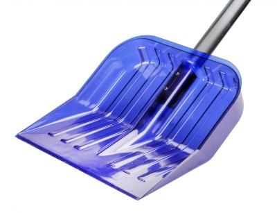 Лопата для уборки снега Альтернатива М7260 15133 с черенком