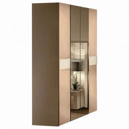 Платяной шкаф Глазов мебель Амели 555 GLZ_25087 160x61,3x230, дуб беленый