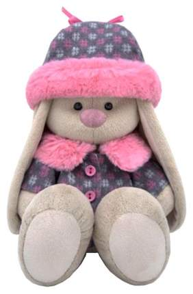 Мягкая игрушка «Зайка Ми» в пальто и шапке, 23 см Зайка Ми