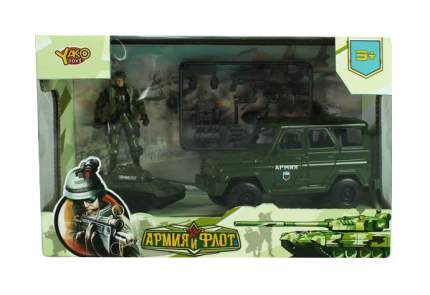 Набор Армия и Флот Yako Toys M73642