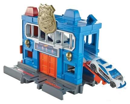 """Игровой набор Хот Вилс Сити """"Центральная станция"""" Mattel"""