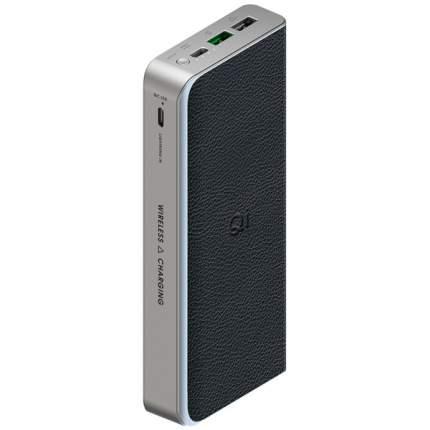 Внешний аккумулятор InterStep PB20Qi 20000mAh Black