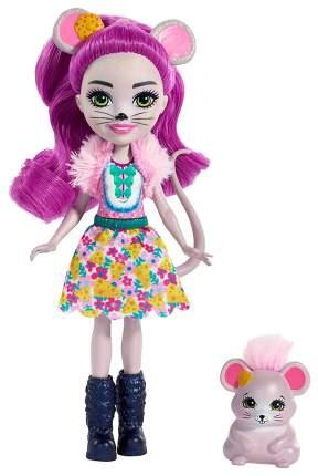 Кукла Enchantimals Мышка Майла FXM76