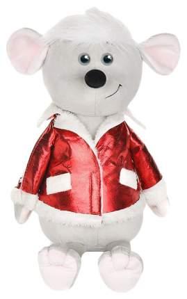 """Мягкая игрушка """"Мышонок Виталик в красной куртке"""", 28 см MT-MRT021915-28 Maxitoys"""