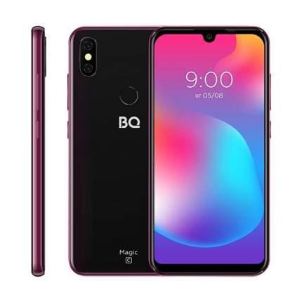 Смартфон BQm Magic C 16Gb Wine Red (BQ-5730L)
