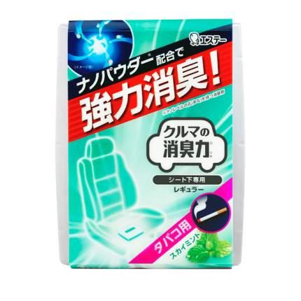 Поглотитель неприятного запаха ST Deodorant Force с ароматом мяты (под сиденье) 200 гр.
