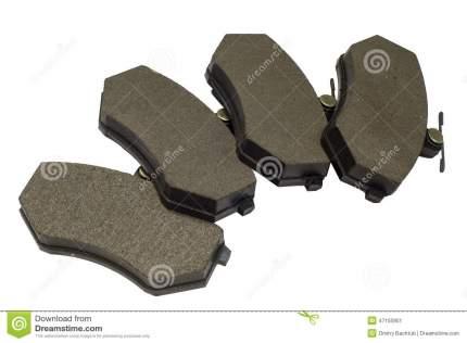 Комплект тормозных колодок AVANTECH AV049