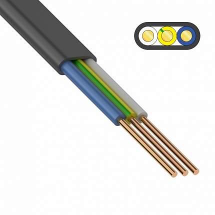 Силовой кабель EKF ВВГ-Пнг(А)-LS 3х2.5 Кабэкс