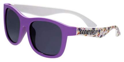 Очки Babiators Printed Navigator солнцезащитные Сны с единорогом, дымчатые (3-5) LTD-048