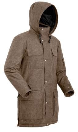 Пальто  SHL FORESTER 8001-9505-054 КОРИЧНЕВЫЙ 54