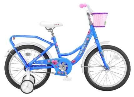 Велосипед детский двухколесный Stels Flyte Lady Голубой