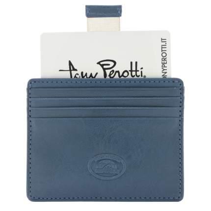 Кредитница мужская Tony Perotti 273262 синяя