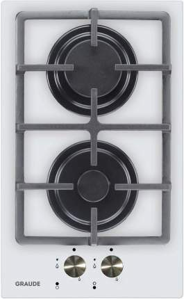 Встраиваемая газовая панель Graude GS 30.1 W White
