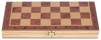 """Игра настольная 3-в-1 """"Шашки, шахматы, нарды"""""""