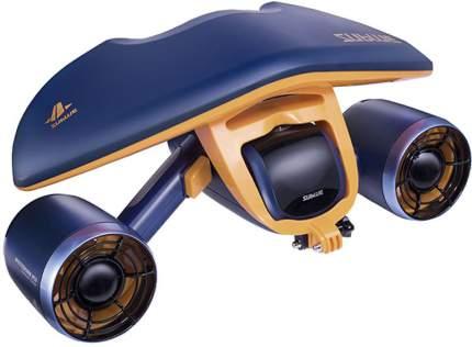 Подводный скутер Sublue WhiteShark Mix (Space Blue)