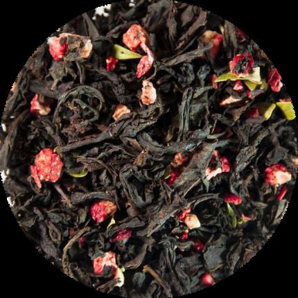 Черный чай Клубника со сливками 500 г