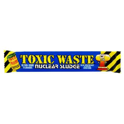 Конфета Toxic синяя 20 г