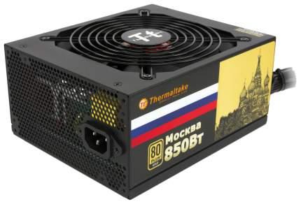 Блок питания компьютера Thermaltake Русское Золото Москва 850Вт W0428RE