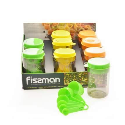 Набор мерных емкостей 8 предметов Fissman 7526