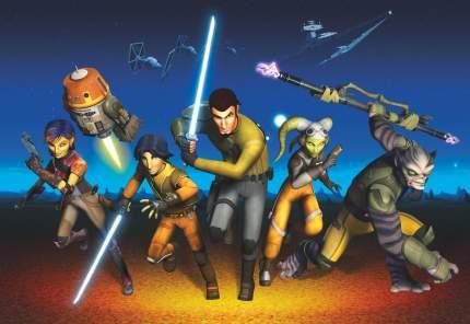 Фотообои бумажные Komar Star Wars 8-486
