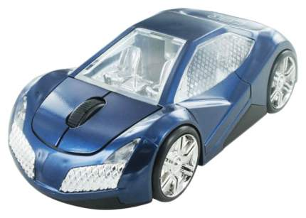 Мышь CBR MF-500 Elegance цвет Синий