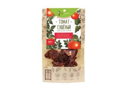 Овощные снэки Экофермер томат сушеный помидорка со смесью перцев 50 г