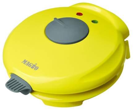Электровафельница Magio МG-390 Yellow