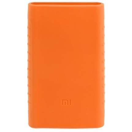 Чехол для внешнего аккумулятора Xiaomi Mi Powerbank 2 (2C) 20000 mAh Orange
